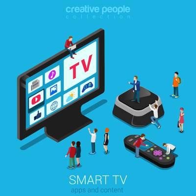 Smart TV, Entwicklung der smarten Modelle