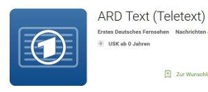 ARD Videotext App
